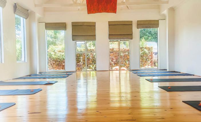 Breathe Yoga Studio in Howick KZN Midlands